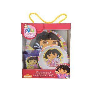 Dora the Explorer Kids Dinnerware Set